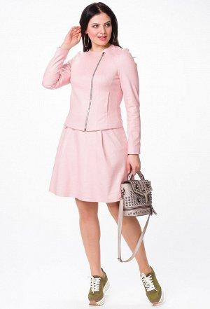 Куртка Amelia Lux 3320 розовый