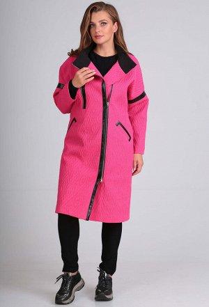Пальто Anastasia Mak 642 фуксия