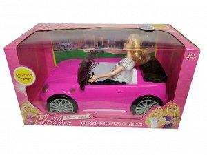 Кукла  Bella с машиной