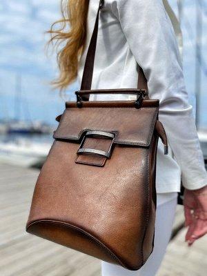 Рюкзак женский. Натуральная кожа.