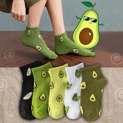 🧦🧦🧦 Носкофф - Любимые Носочки Для Всей Семьи!!! — Носки с едой 🥑🍩🍿🍔 — Носки