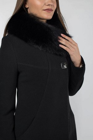 Пальто женское утепленное