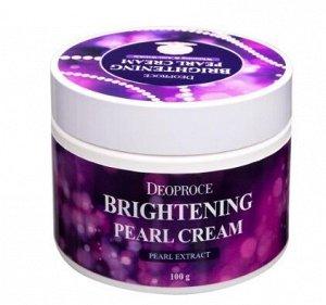 Увлажняющий крем с жемчугом для сияния кожи Moisture Brightening Pearl Cream