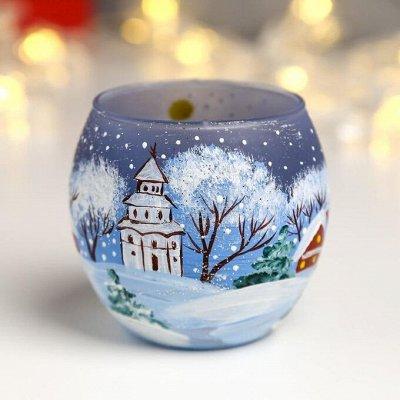 Новый год 2021🎄 Украшения, елки, гирлянды, сувениры🎄 — Подсвечники — Все для Нового года