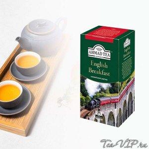 Чай Ахмад 25пак Английский завтрак 1/12 ф/конв.