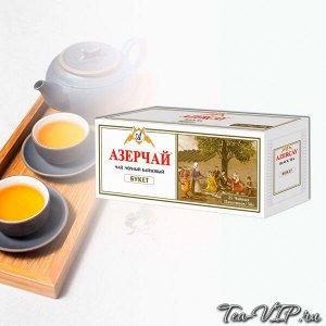 """Чай черный """"АЗЕРЧАЙ БУКЕТ"""" 25пак 1/24"""