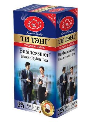 Чай ТИ ТЭНГ Для БИЗНЕСМЕНОВ OP черный, 25пак