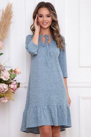 Платье марика (блу)