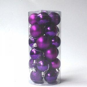 Новогодние ёлочные шары