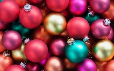 Зимняя большая распродажа! Пристрой в наличии! — Ёлочные шары — Сувениры