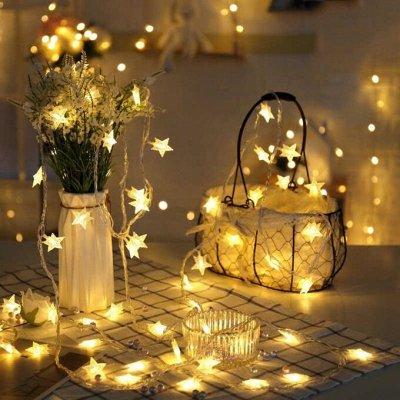 Лучшее для создания интерьера и декора! Из Китая с любовью!  — Гирлянды и фонари — Сувениры