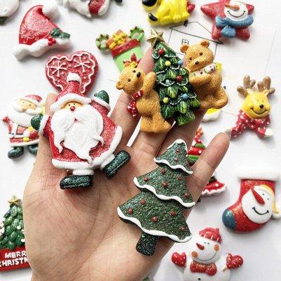 Лучшее для создания интерьера и декора! Из Китая с любовью!  — Новогодние Магниты — Сувениры