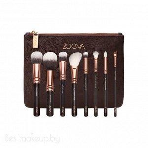 Набор кистей zoeva 8 шт оптом Набор кистей.   Инструменты и аксессуары для макияжа