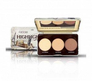 Хайлайтер Febble Highlighter Palette | Косметика - High Lihter. Декоративная косметика для лица