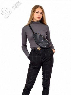 """Водолазка Водолазка женская с воротником - """"стойка"""" и длинным рукавом. Выполнена из гладкокрашенной ткани- кашкорсе """"в рубчик"""". Состав — 95% хлопок, 5% лайкра Плотность — 230 г/м2"""