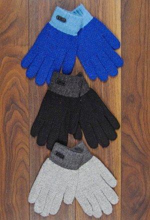 Перчатки подростковые, мальчики