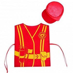 Игровой набор «Пожарный»