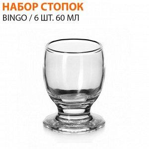 Набор стопок Bingo / 6 шт. 60 мл