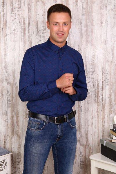 Натали™ - Самая популярная коллекция домашней одежды НОВИНКИ — Мужские рубашки — Длинный рукав