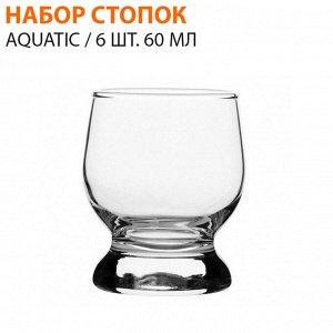 Набор стопок Aquatic / 6 шт. 60 мл