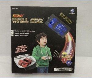Машина антигравитационная р/у, на аккум.,  USB, кор.