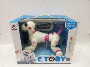 Собака-робот р/у, реагирует на жесты, кор.