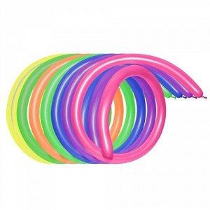 Шар для моделирования ,набор 100 шт, цвета микс ,пак (1107-0332)