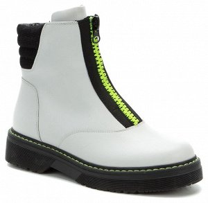 Женские ботинки keddo белые