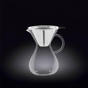 WILMAX Thermo Glass Кофе-декантер 400мл WL-888851A