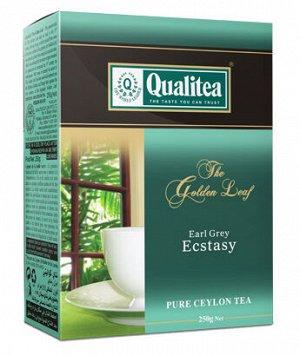 Чай Qualitea Earl Grey Ecstasy, 250г