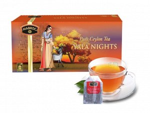 Чай Mabroc Ялла Ночь, 25пак