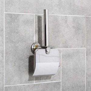 Держатель для туалетной бумаги с держателем для рулона 28,5?11,9?9 см, нержавеющая сталь