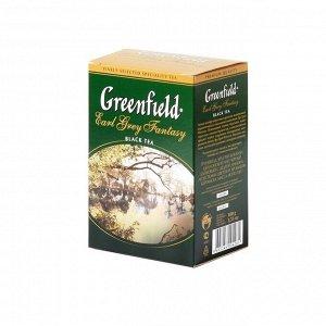 Чай Гринфилд Earl grey fantasy, 100г
