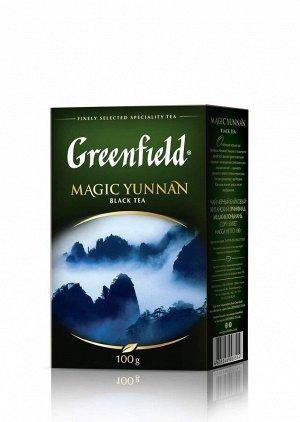 Чай Гринфилд Magic Yunnan, 100г