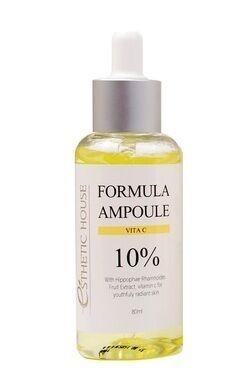Сыворотка для яркости тона с витамином Formula Ampoule Vita C