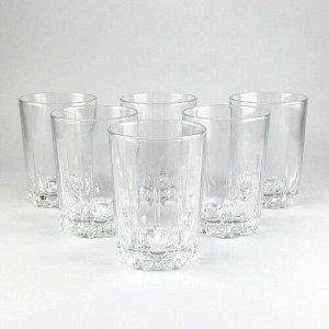 Набор стаканов Karat / 6 шт. 250 мл