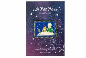 Значок Маленький принц и Лис