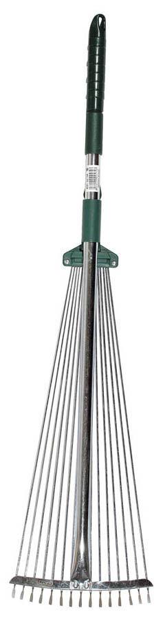 RACO R744 грабли веерные с телескопическим черенком