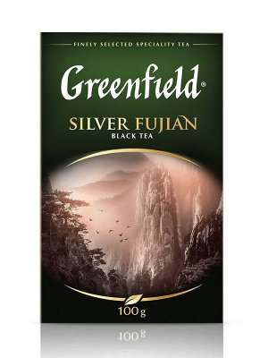 Чай Гринфилд Silver Fujian, 100г