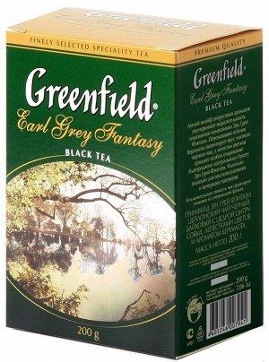 Чай Гринфилд Earl grey fantasy, 200г