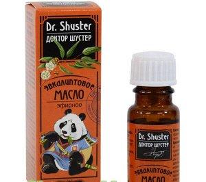 """Эвкалиптовое масло эфирное """"Dr. Shuster - Доктор Шустер®"""", 10 мл"""