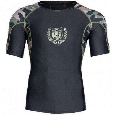 Женская и мужская одежда для фитнеса.Мировые бренды. — Рашгарды — Спортивное питание
