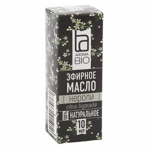 Эфирное масло Aroma BIO Нероли 10 мл