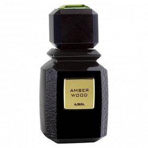 Ajmal Amber Wood edp 100 ml (с подарочным пакетом)