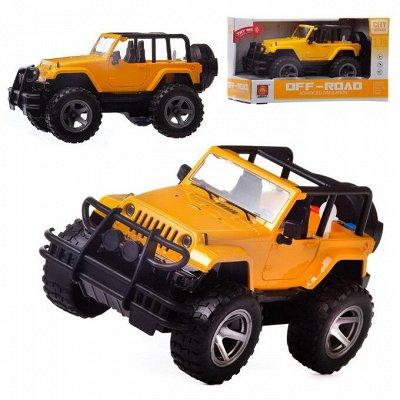 Магазин игрушек. Огромный выбор для детей всех возрастов — Машинки электромеханические — Машины, железные дороги
