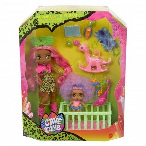 """Игровой набор Mattel Cave Club """"Няня"""" с двумя куклами53"""