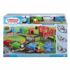 """Игровой набор Mattel Thomas & Friends® Трек-мастер """"День на острове Содор"""""""
