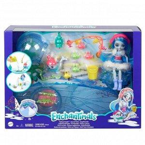 """Игровой набор Mattel Enchantimals """"Рыбалка на льду""""36"""