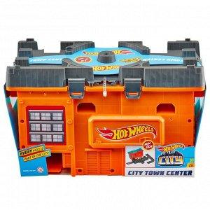 Игровой набор Mattel Hot Wheels Сити Центральная станция21
