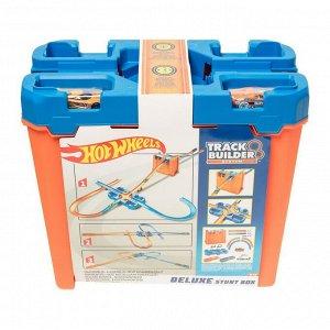 Игровой набор Mattel Hot Wheels Конструктор трасс Премиальный трюковой набор1